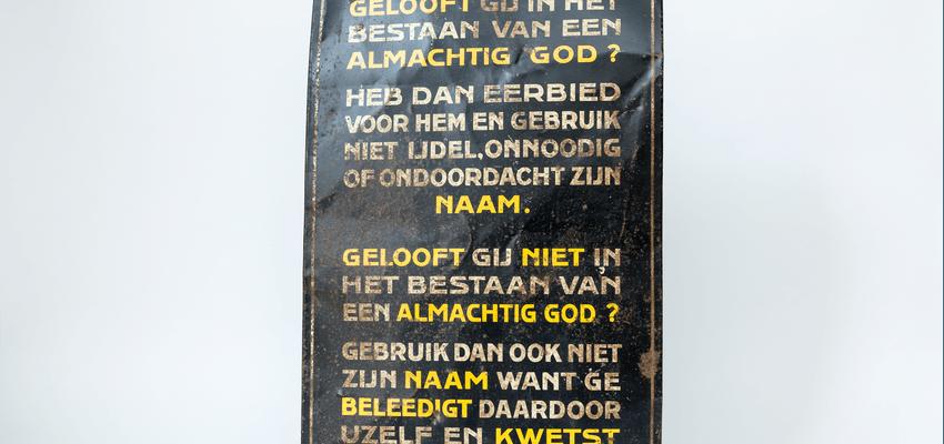 Stationsbord 1924