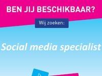 Vrijwilliger social media specialist