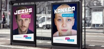 Abri, twee posters