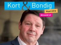 Kort&Bondig maart 2018