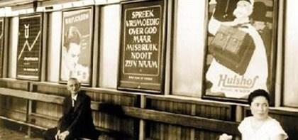 Spreek vrijmoedig over God, maar misbruik nooit Zijn naam. (ca 1950)